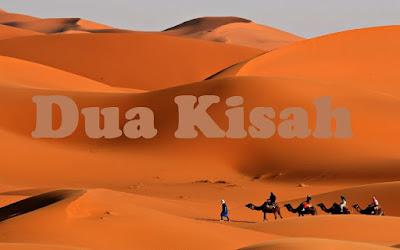 khalifah, gurun pasir