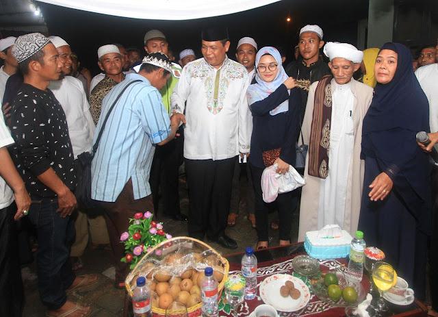 Gubernur Kalsel Meriahkan Tablig Akbar  dan Penggalangan Dana