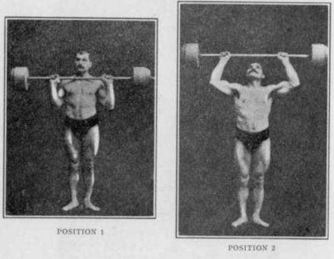 Axehand's Basic strength and conditioning exercises