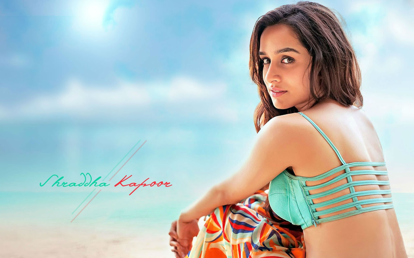 Shraddha Kapoor Exclusive New Look In Black  Red Tight -5954