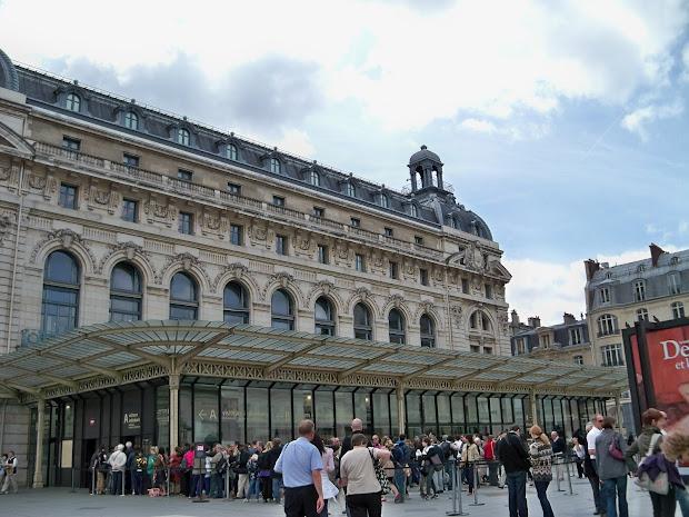 Anjolenna Musee 'orsay L'opera