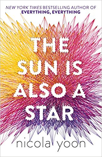 the sun is also a star book, nicola yoon book, young adult books 2018, best ya books