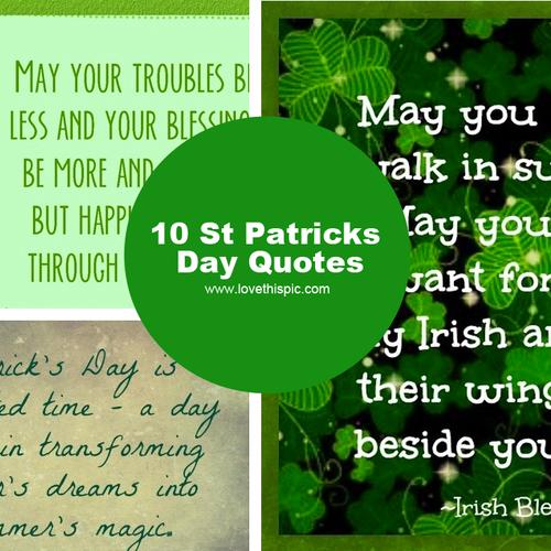 st patricks day sayings quotes, saint patrick day sayings, patricks day 2017 sayings
