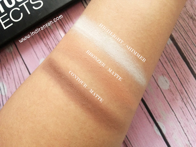 City Color Contour Effects Swatch