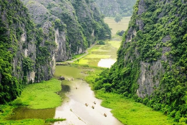 Ninh Binh, Best Cities to Visit in Vietnam