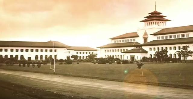 Sejarah Terbentuknya Kota Bandung