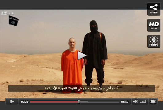 ISIS beheading American James Wright Foley  Reality Videos