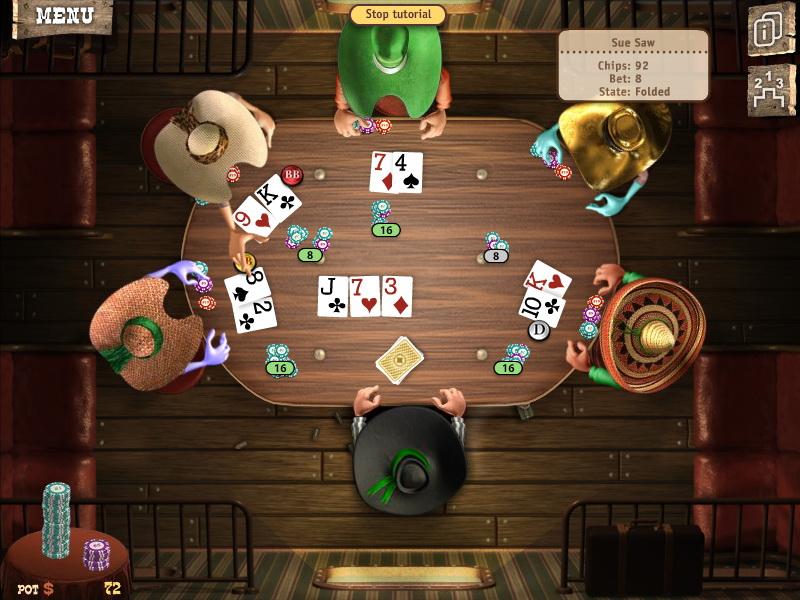 Poker Auf Deutsch