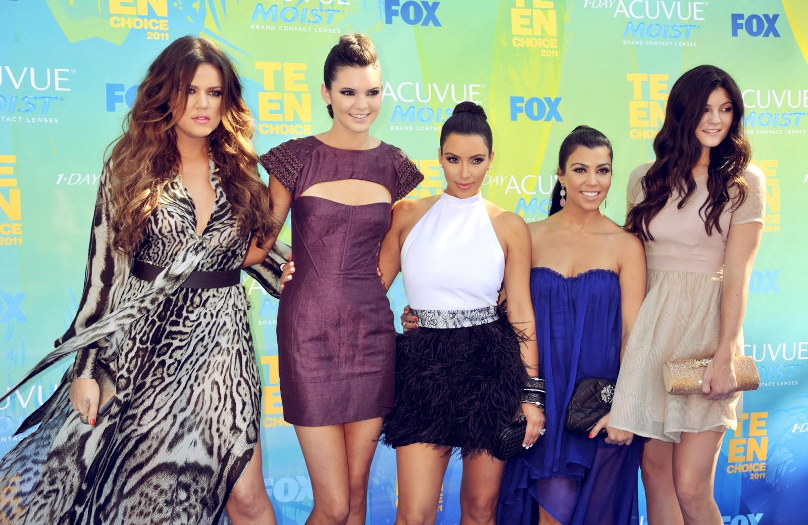 47 - Teen Choice Awards in August 11, 2011