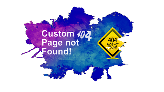 "https://pawanblogs.com | How To Set A Custom Page Not Found ""Error 404"" On Blogger"