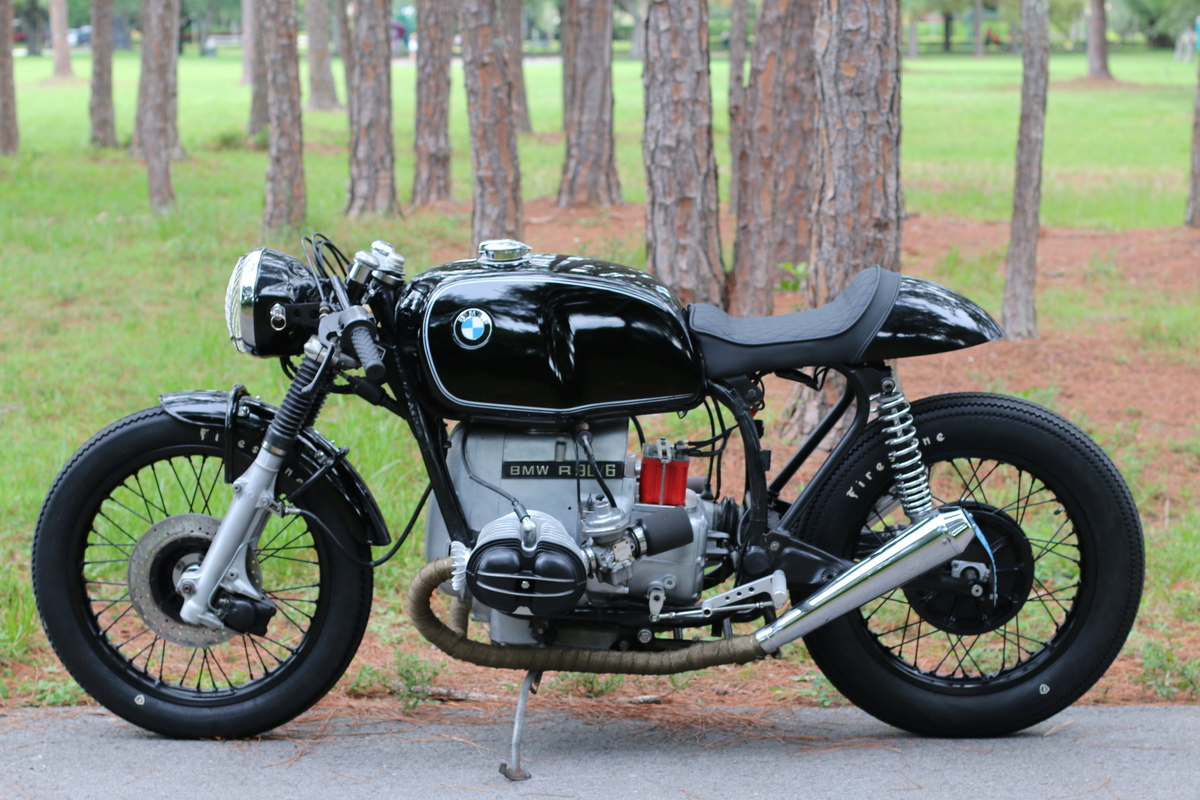 1975 BMW R90/6 Cafe Racer - RocketGarage - Cafe Racer Magazine