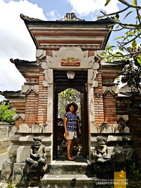Bali Indonesia Gate