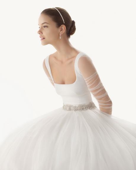 Vestido de novia a la moda