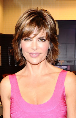 Lisa Rinna interview about new book and Day of Our Lives