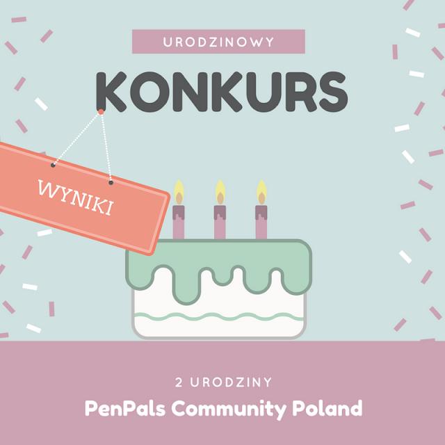 Wyniki Konkursu urodzinowego + kawałek historii bloga