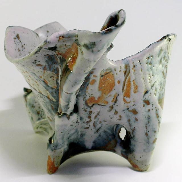 Sculpture céramique d'art