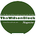 ThaWilsonBlock Magazine turns Green & White to Highlight Upcoming Wintergreen Edition / March 2018 Issue