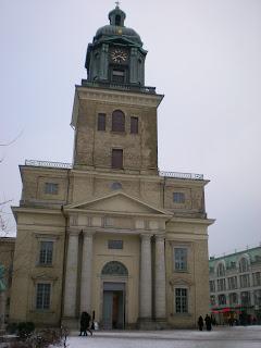 gotemburgo suecia catedral