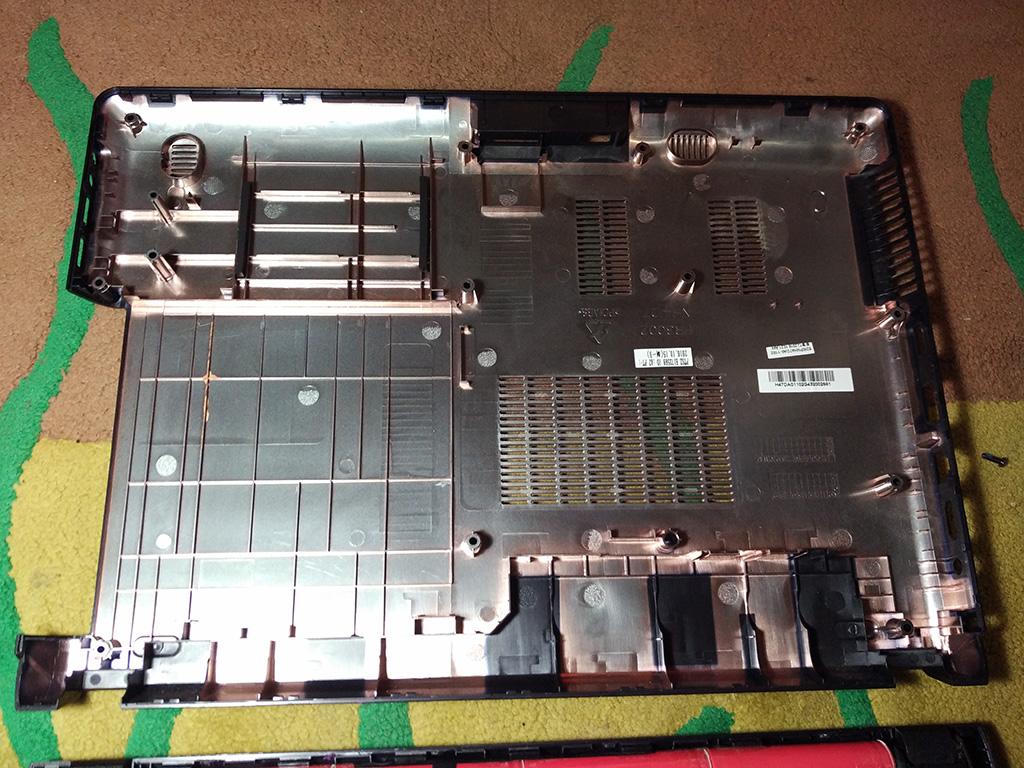 Ganti Hdd Ke Ssd Dan Upgrade Ram Laptop Acer Aspire Z3 451