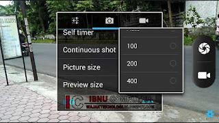Aplikasi Kamera Android Iso