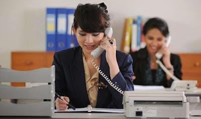 resiko menjadi sekretaris