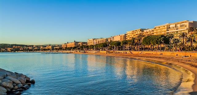 Clima e temperatura em Cannes