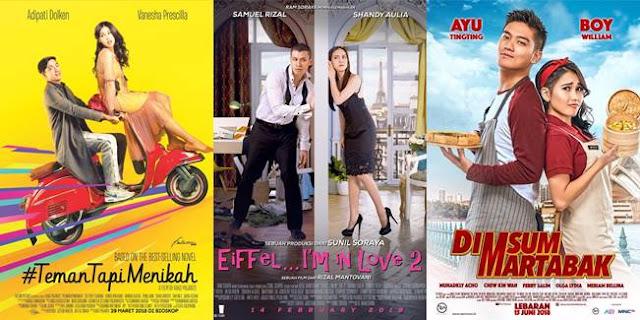 film indonesia paling romantis 2018, film romantis indonesia terbaru tahun 2018