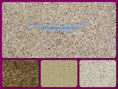 Tekstur pasir warna