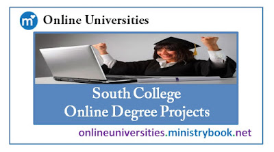 South College Online Degree Projects