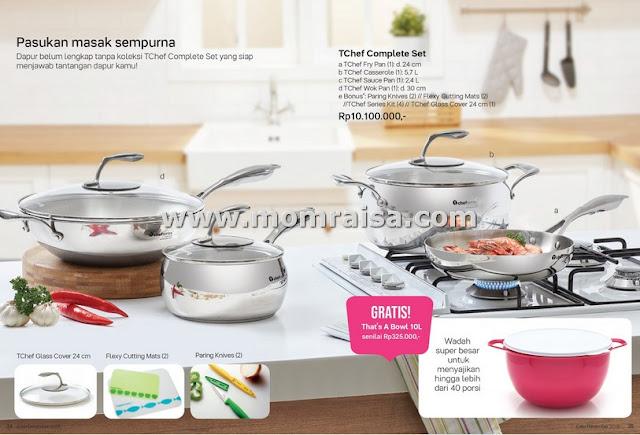 Katalog Tupperware Desember 2018 Promo