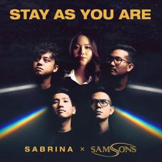 Sabrina & SAMSONS - Stay As You Are