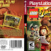 Capa LEGO Indiana Jones The Original Adventures PS2