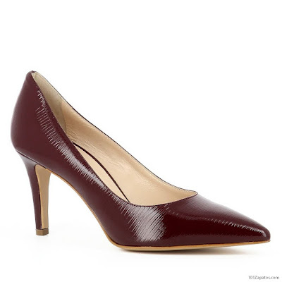 Zapatos Rojos Altos