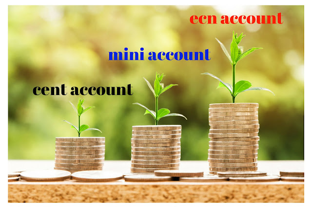 account types