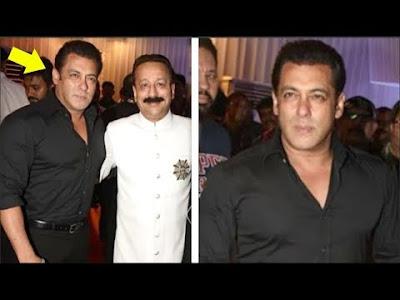 Eid Ke Mubarak Mokke Par Baba Siddique iftar Party with Salman khan