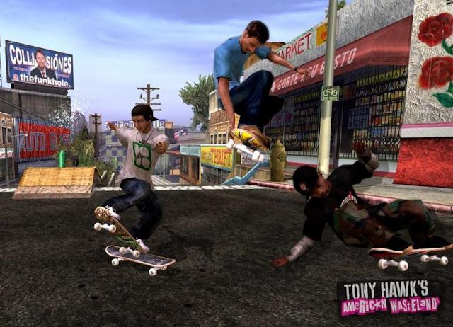 Tony Hawk's American Wasteland PC Download Photo