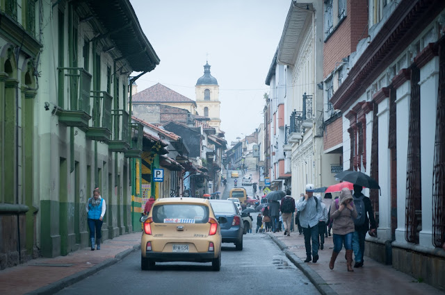 La Candelaria; Bogotá, Columbia