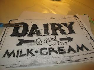 IMG 0057 - כד חלב אותנטי