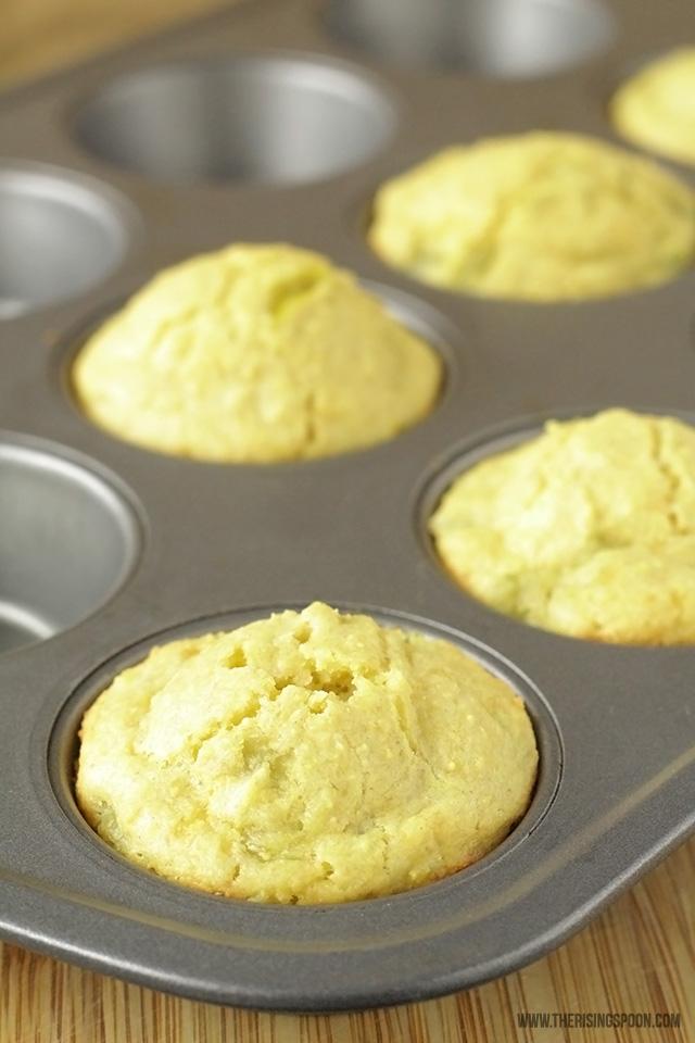Homemade Cornbread Muffins Recipe (Sweet or Savory)