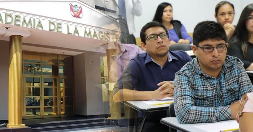 AMAG convoca a Concurso Público de Méritos para Admisión al 23° PROFA - www.amag.edu.pe