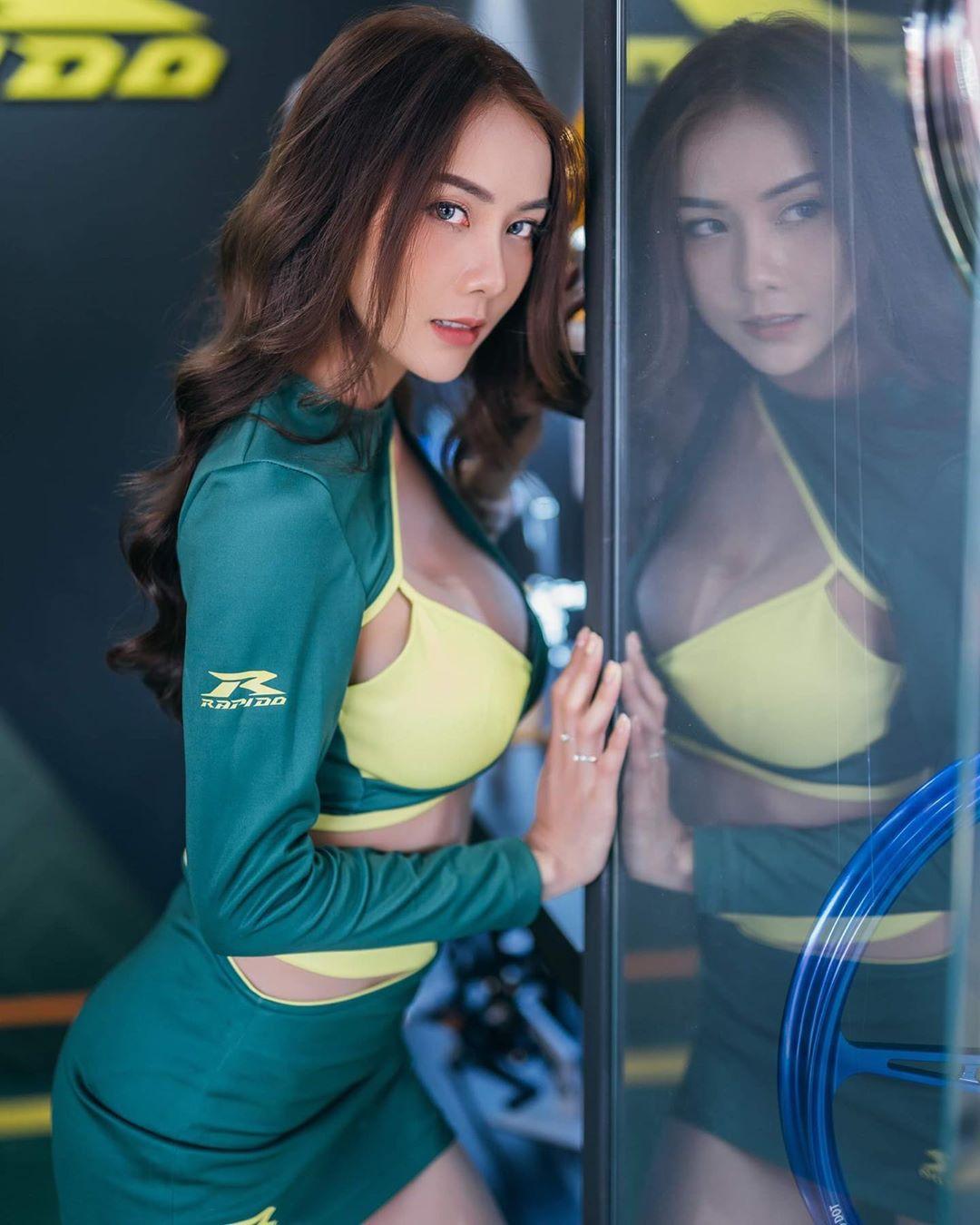 Tuyển Tập Girl Thái Lan Xinh Ngất Ngây #1