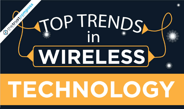 Top Trends In Wireless Technology For Modern LifeStyle