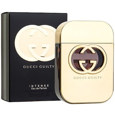 عطر قوتشي قلتي إنتنس للنساء Gucci Guilty Intense for Women