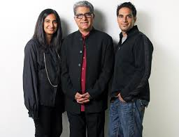 Deepak Chopra Family Wife Son Daughter Father Mother Age Height Biography Profile Wedding Photos