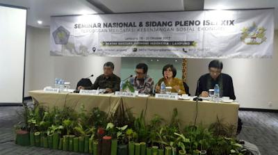 Kongres ISEI XX Akan Dilaksanakan di Bandung 2018 Mendatang