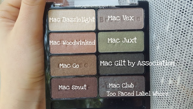 Wet n Wild Comfort Zone Far Paleti Mac