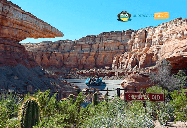 Cars Land en Disney California Adventure