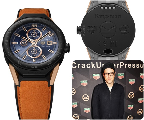 Edición-especial-KINGSMAN-TAG-Heuer-Connected-Modular-45