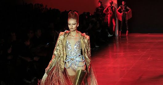 The Blonds Fall 2018