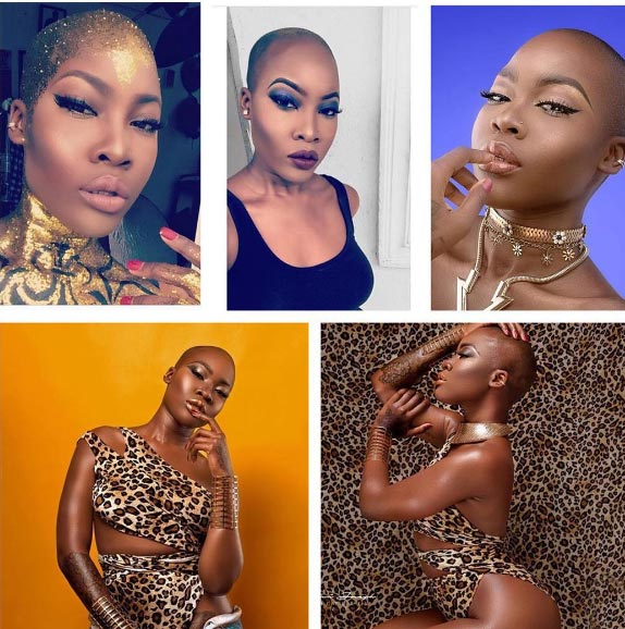 """Charly Boy shares new pictures of his daughter Dominique """"Dewy"""" Oputa"""